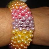 pärlitest käevõru