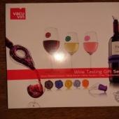 Veini serveerimise komplekt