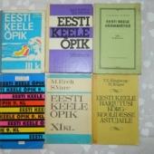 Eesti keele õpikud