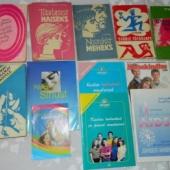 Raamatud puberteedist