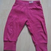 Puuvillased püksid u 80 cm