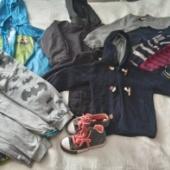 Kodusemad riided lapsele 110-116 cm