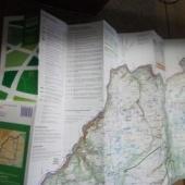 Uus kaart Utsjoki-Kevo 1:100 000
