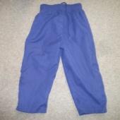 voodriga riidest püksid 3-4 a