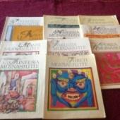 Muinasjutu raamatud
