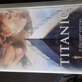 VHS kassett Titanic