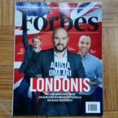 Forbes ajakiri, september 2014