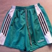 Adidas lühikesed püksid M