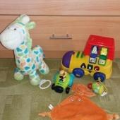 Pisematele mänguasjad
