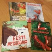 Raamatud lugema õppivale lapsele