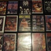 Guns and Roses DVD