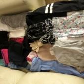 Palju riideid tüdrukule