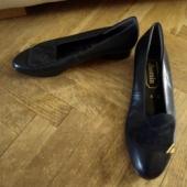 Uued madalad nahast kingad 40