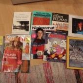 ajakirjad raamatud