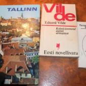 raamat Tallinn