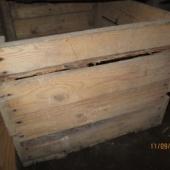 puidust kast