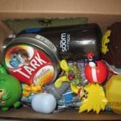 karp asjadega lastele