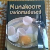 Raamat toidulisandist.