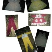 Mõned riided pisipreilile 68-74