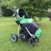 Babyactive sport q jalutuskäru
