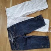 Poolpikad püksid (S)