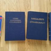 Sõnaraamatud