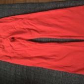 Punased dressipüksid s:122
