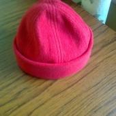 Fliisist müts.