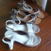 Kasutatud kingad.