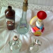 Huvitavad pudelid kogujale.