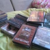 DVD JA CD