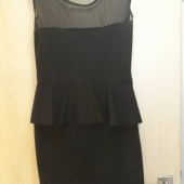 Peplum kleit M