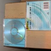 salvestatavad CD-d