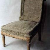vana tool või tugitool (restaureerimiseks)