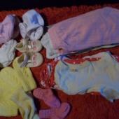 62-68 beebi tüdruku riided