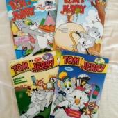 Tom&Jerry ajakirjad