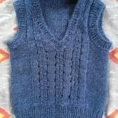 Vest 80-86