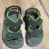 Columbia sandaalid 24, kuid tundub pigem 23