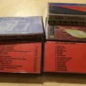 Kassetid - Blur, Ultima Thule, Urb Brothers, Prodigy, varia