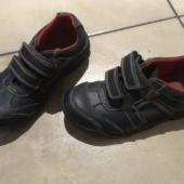 Clarks nahast jalatsid 9F (27)