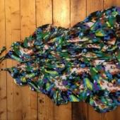 Satsiline kleit M