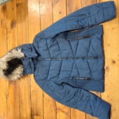 H&M soojema talve jope 146-152