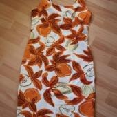 Mustriline kleit 36/38