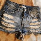 Bershka lühikesed püksid, suurus 34