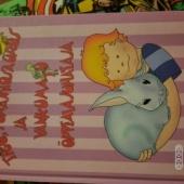 Laste raamat tigu,türannosaurus....