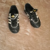 Laste jalgpalli kunstmuru puutsad jalanumbrile 30
