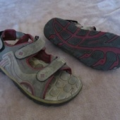Colubia laste sandaalid jalanmbrile 35