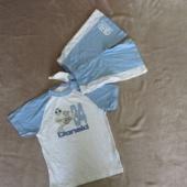 Uus laste lühike pidžaama suurusele 110/116