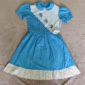 Laste kleit, mis on paras 140 cm pikkusele lapsele