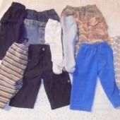 Poiste püksid 68 cm